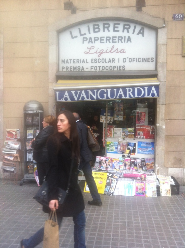 A New Newstand Daily | Barcelona